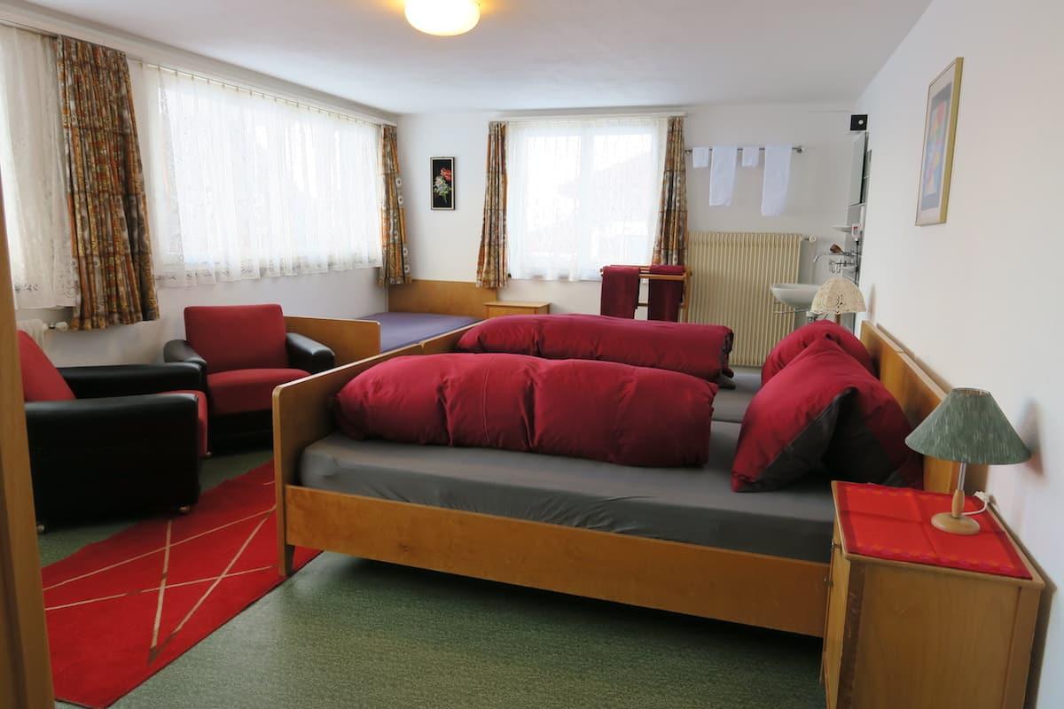 Belle Epoque - Hotel Alpenhof Weisstannen